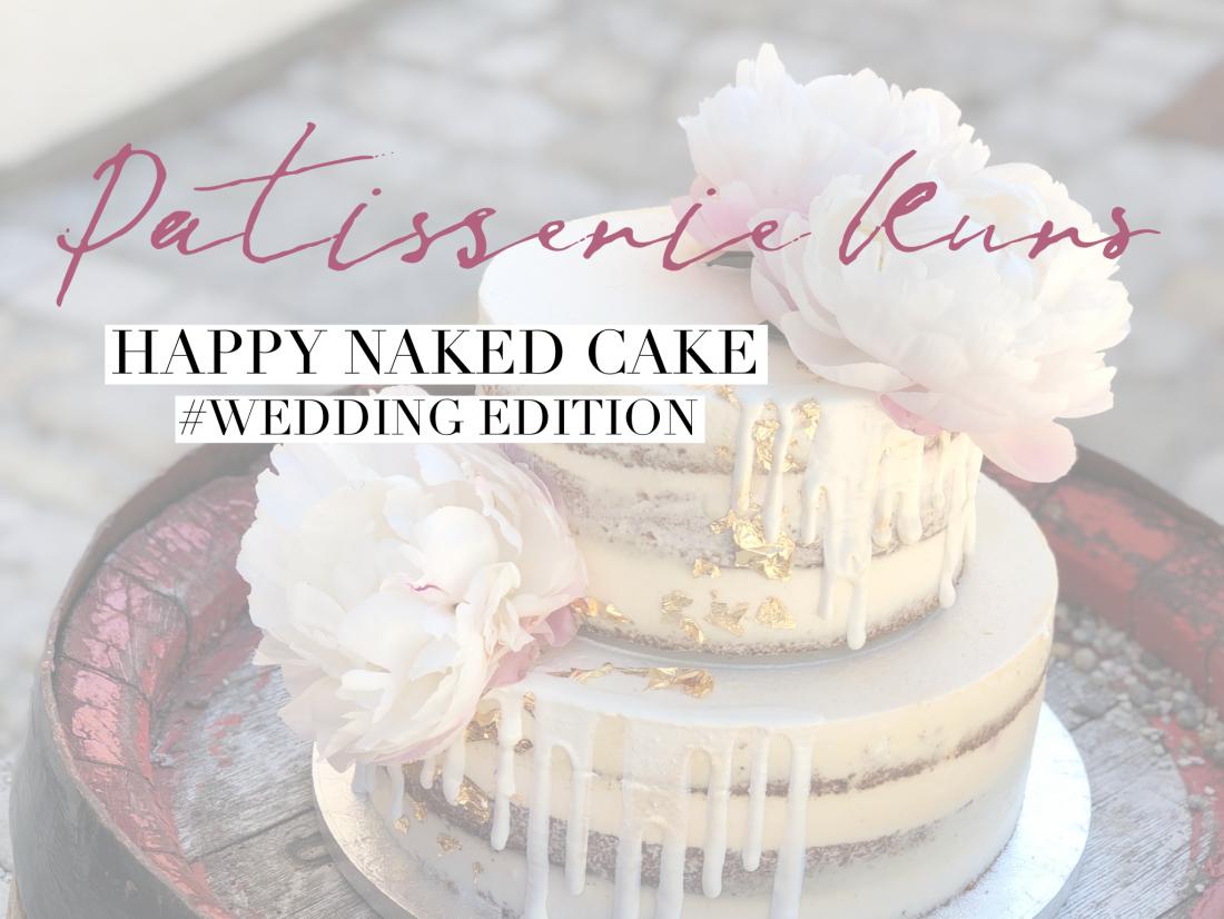 Patisserie Kurs Naked Cake Hochzeitstorte